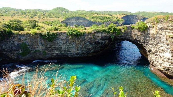 Mulailah Petualangan di Nusa Penida Dengan Mengunjungi Broken Beach, Angel Billabong dan Kelingking Beach